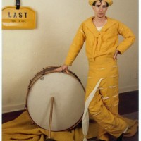 Mike Kelley, Banana Man Costume, 1981, Collection and photo courtesy Mike Kelley Foundation for the Arts_original