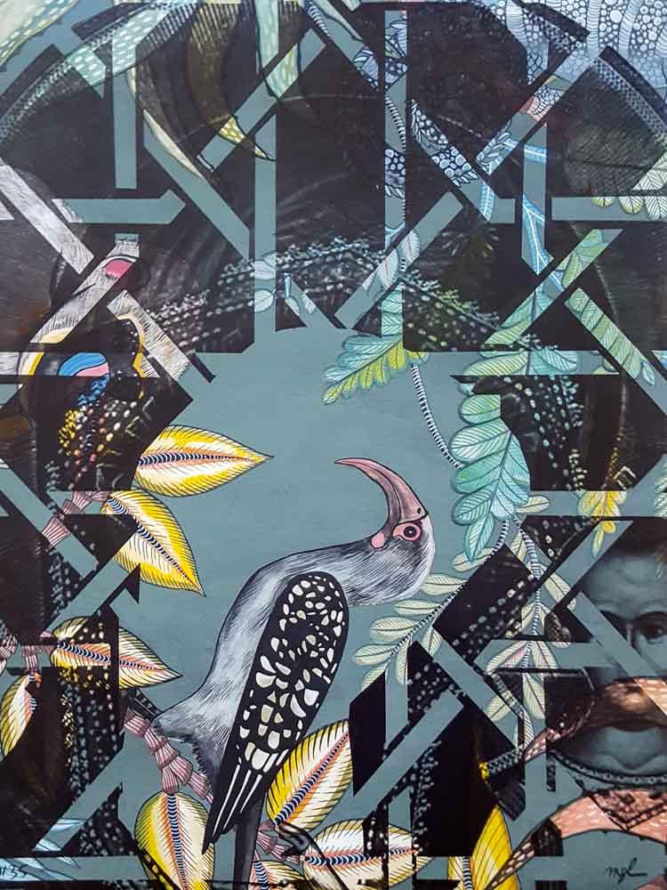 Estampes Art Collector Lahlou 1